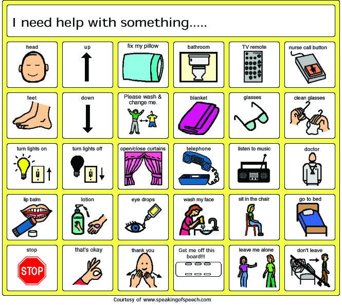 PECS symbols - I neeed help