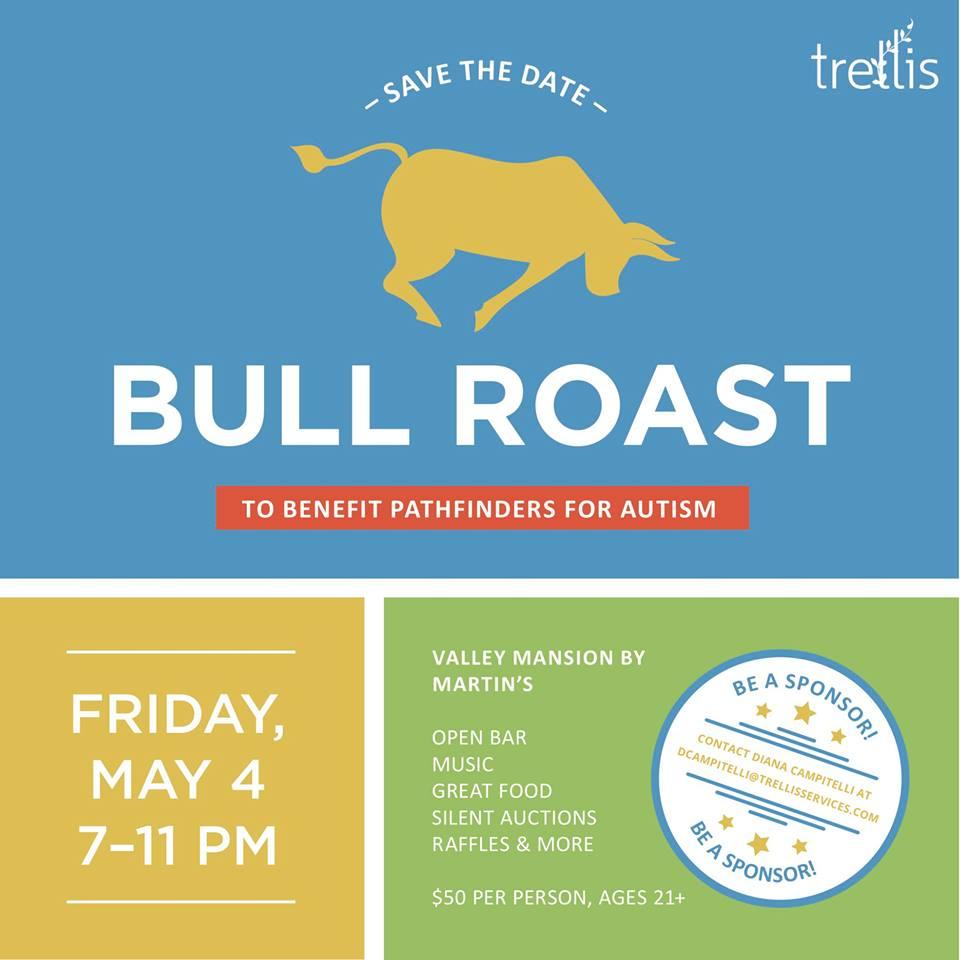 Trellis Bull Roast to Benefit Pathfinders For Autism